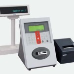 Ticket Validating Machine